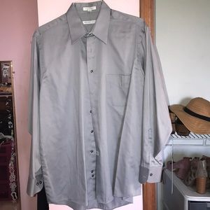 Men's Geoffrey Beene Dress Shirt Size 16 1/2